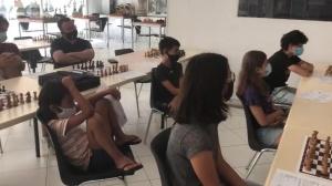 """""""Scacchi è lingua corsa"""" : Stasgi d'estate in a casa di i scacchi in Bastia!"""