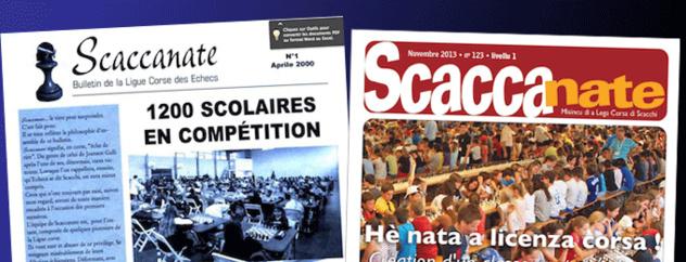 Scaccanate Ferraghju/Marzu: A Corsica chì vince !