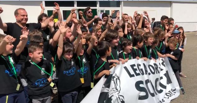 Le plus fort résultat global de l'histoire de la ligue corse à Agen