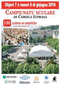 3 500 scolaires en  compétition à Bastia