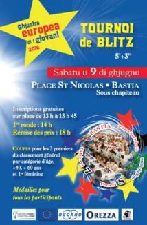 Un tournoi hors norme avec des milliers de participants à Bastia