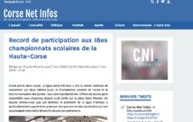 Sur Corse Net Infos