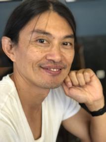 Tom Chokbengboun, le nouveau formateur sur Aiacciu, excelle également dans le Kung Fu (combat), 20 ans d'expérience et un haut niveau !