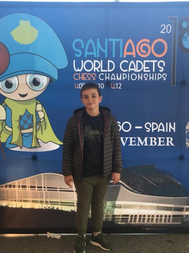 Bon résultat de Marc'Andria au championnat du monde
