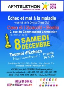 Sulidarità incù u Telethon in Bastia è Calvi !