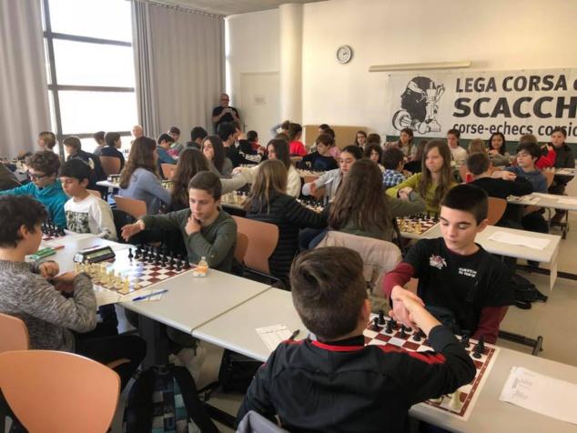 Campiunati di Corsica di i giovani 2018