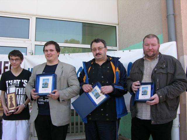 Victoire de l'ukrainien Andrey Sumets à Calvi