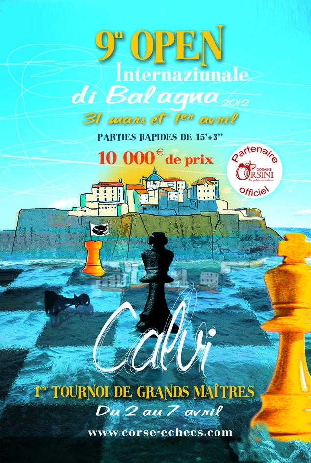 9u Open Internaziunale di Balagna, inscription en ligne !