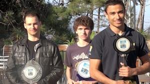 Sébastien Cossin remporte le 9u Open Internaziunale di Balagna