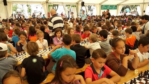 3000 scolaires en compétition