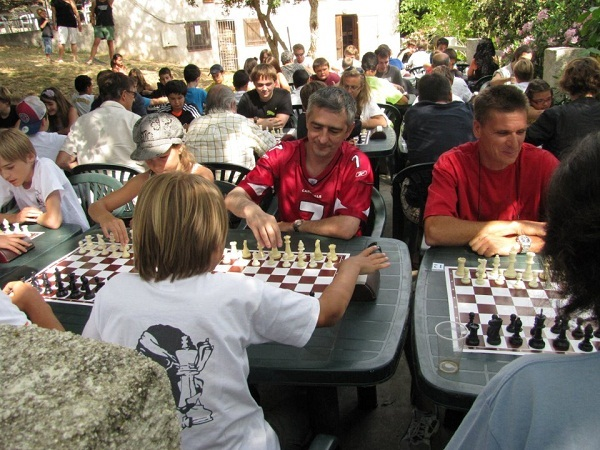 Grosse affluence au tournoi de Casanova