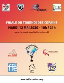 """Le Corsica Chess Club en finale du """"Tournoi des Copains"""""""