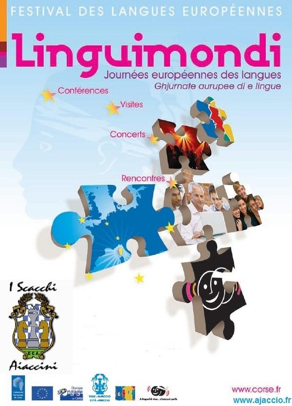 Linguimondi 2012 u 25 è u 26 di settembre in Aiacciu