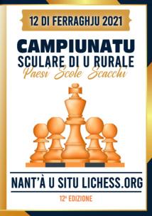 Scacchi in paese, scacchi in festa!