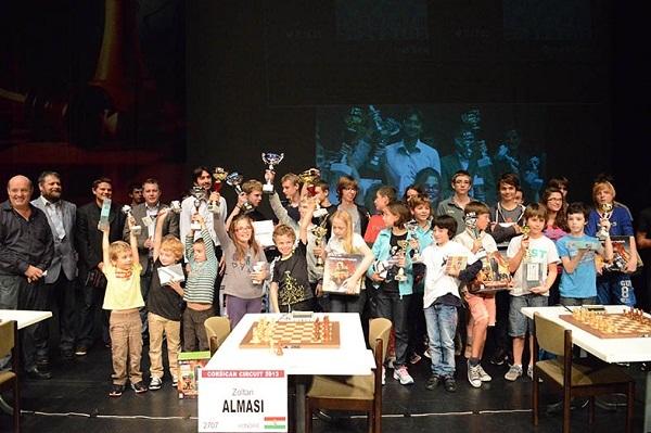 Corsican Circuit / Jour 3 - 1/4 et 1/2 finales du Corsican Circuit + Trophée BNP Paribas