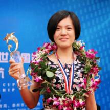 Victoire historique de Hou Yifan !