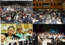 Record de participation également pour le trophée BNP Paribas des jeunes !