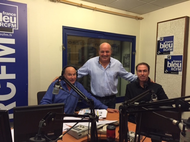 Léo Battesti invité de La Matinale de RCFM parle du Sport Échecs