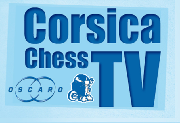 Création de Corsica Chess TV