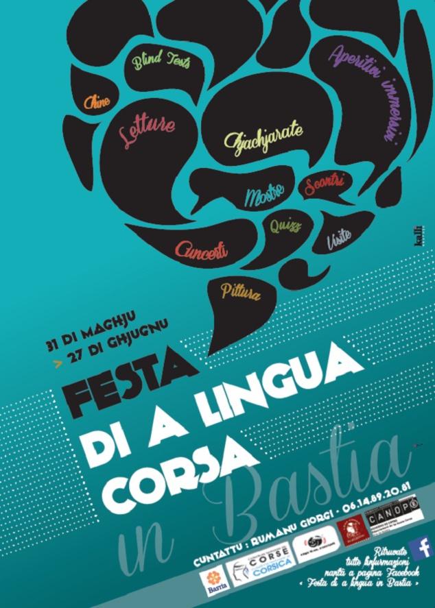 Festa di a lingua corsa in Bastia :