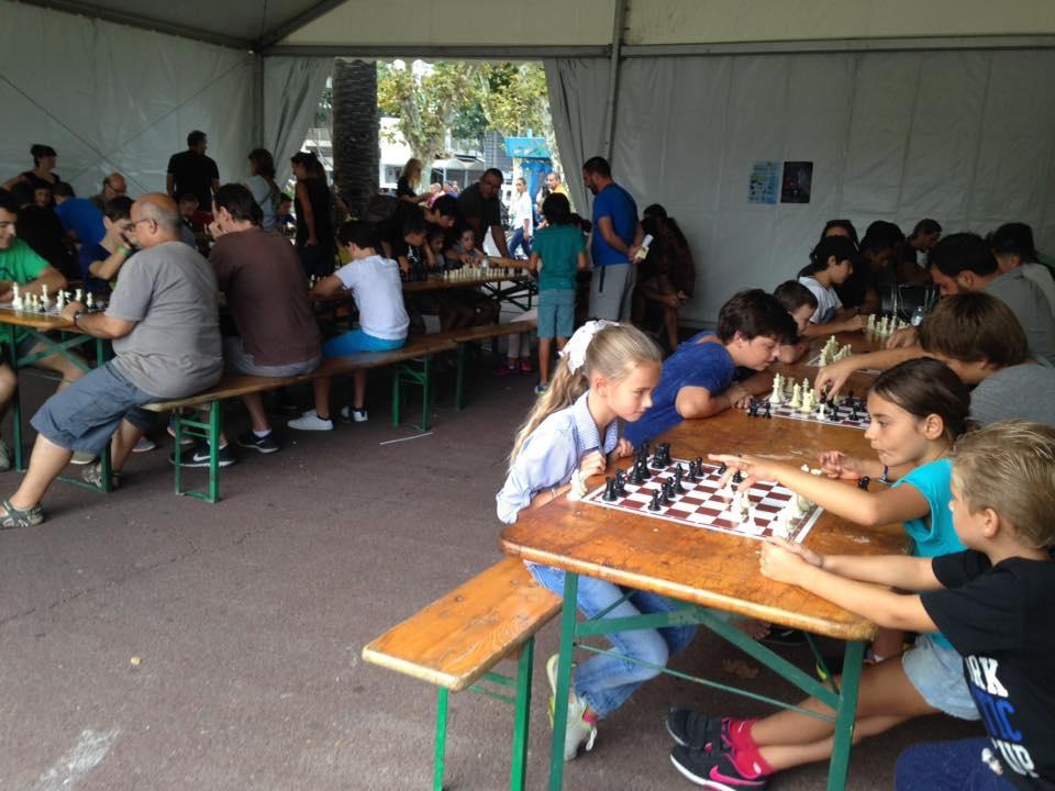 Festa di u sportu è di l'associ in Bastia e Portivechju