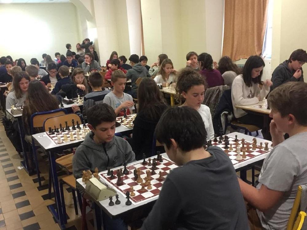 Lisandru Simeoni remporte la 4e édition du Tournoi de Noël du collège Fesch