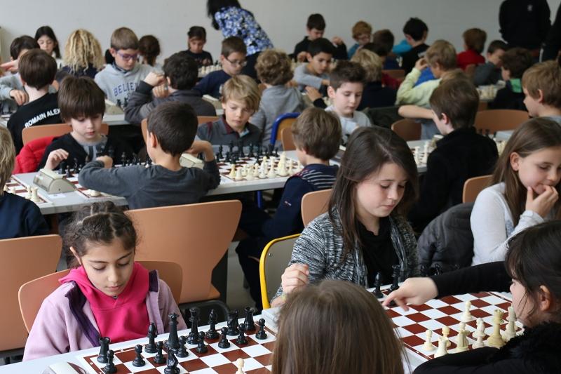 Ghjustre qualificative - Campiunatu di Corsica di i giovani 2018