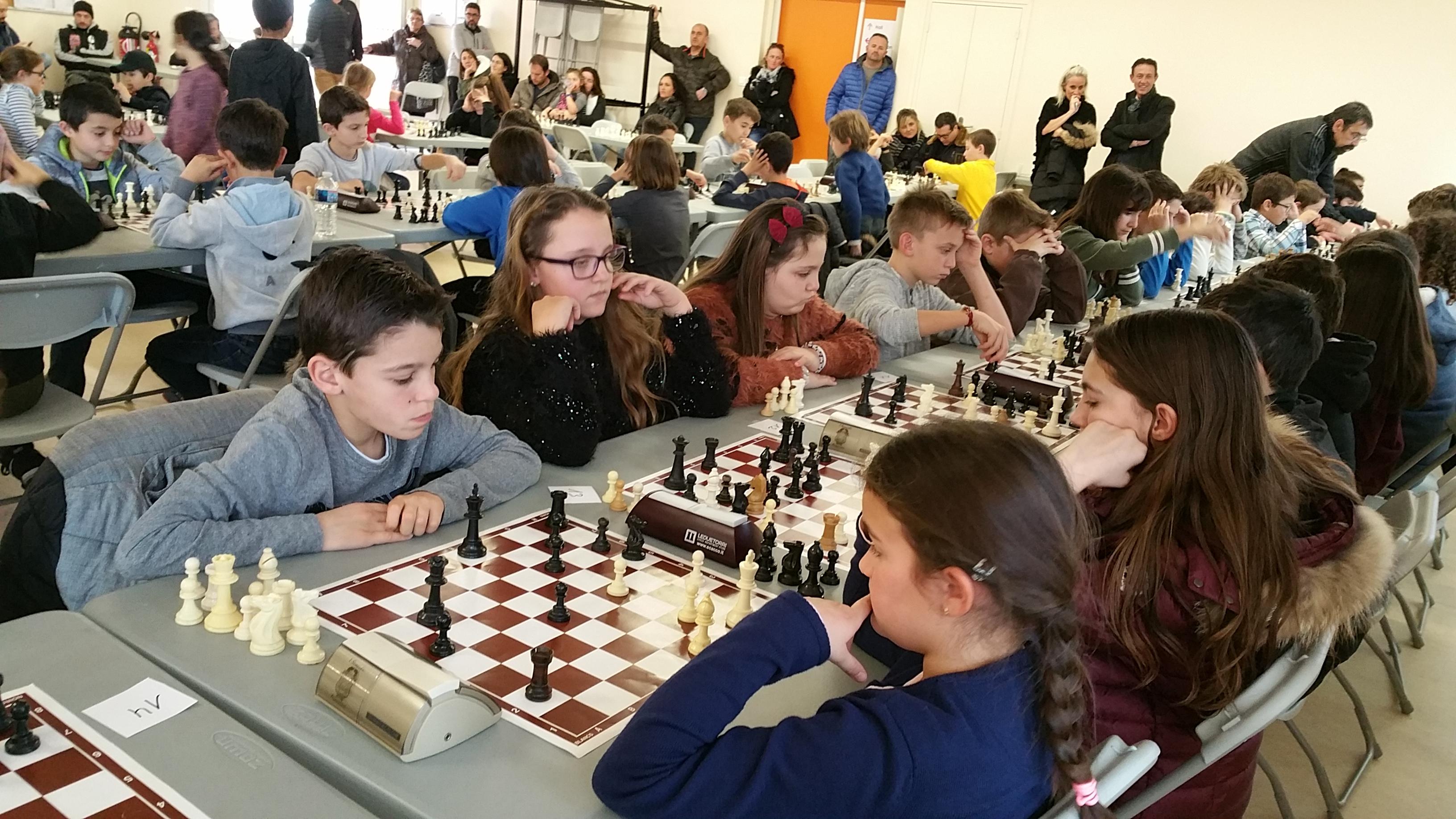 Belle progression d'ensemble aux tournois d' Aiacciu, Bastia et de Portivechju