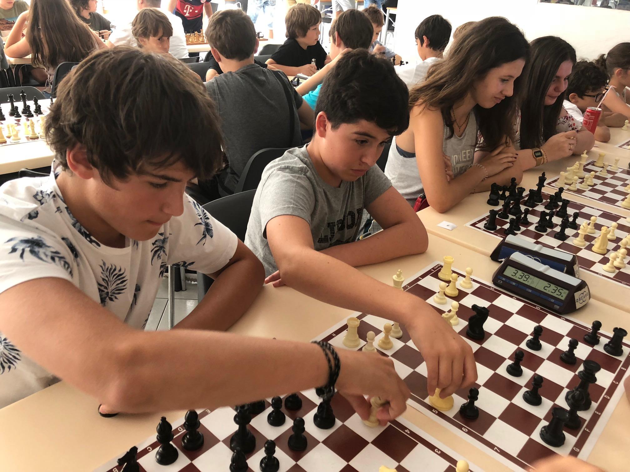 """Bastia: Le tournoi de """"blitz à 4"""" tient toutes ses promesses !"""