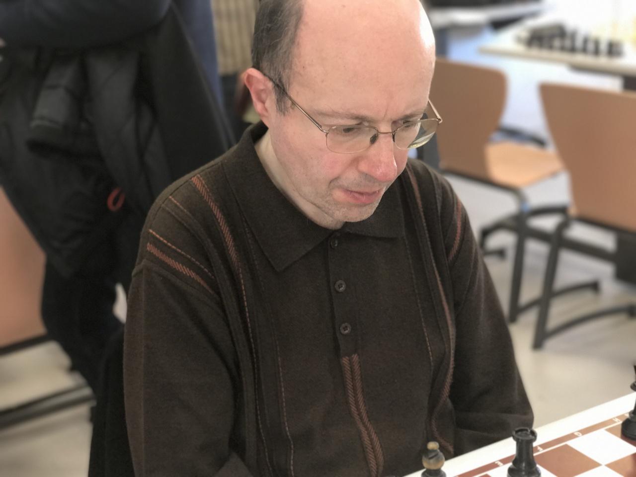 Le D.R.A : Jean-François Luciani