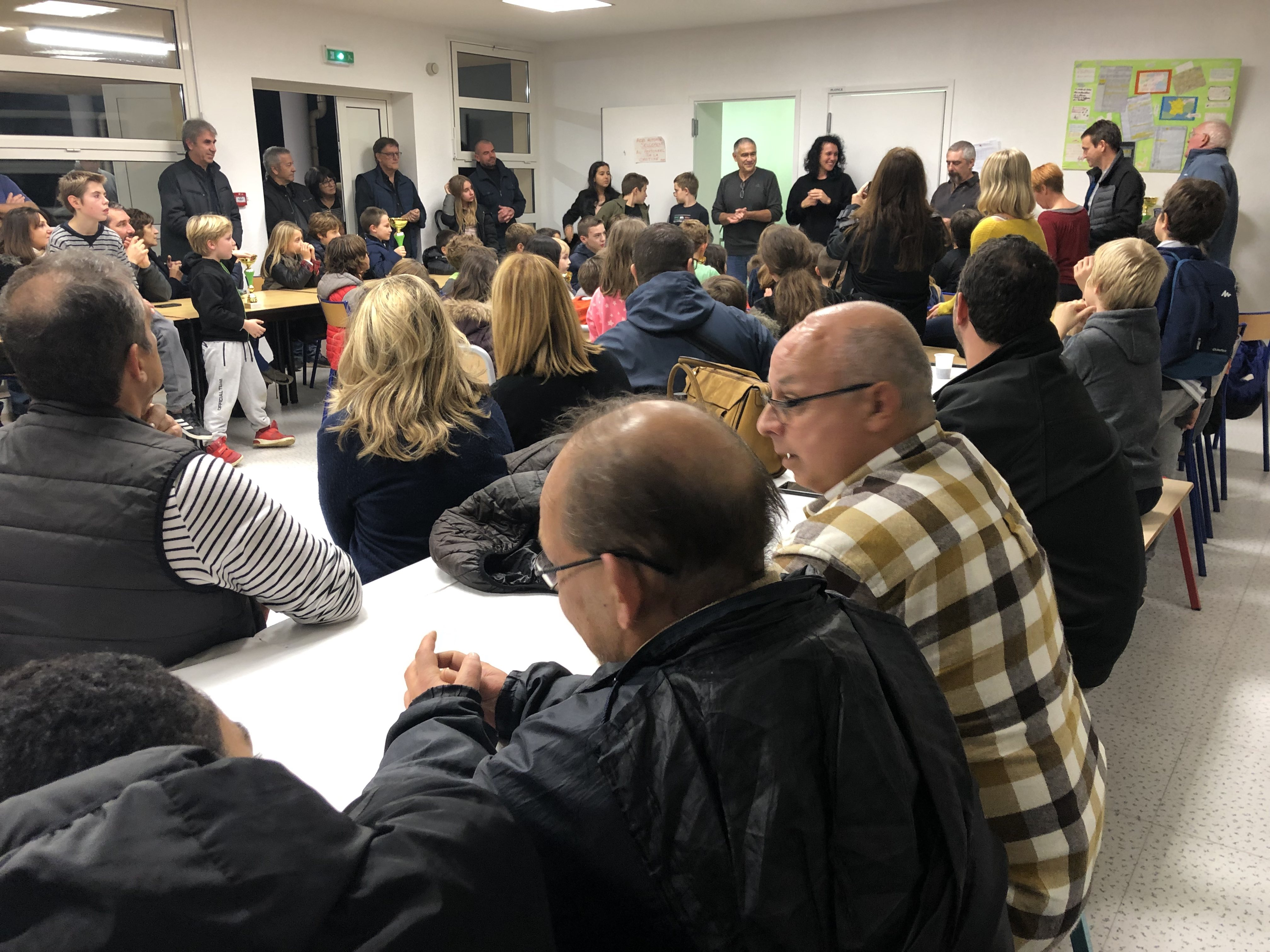 Record de participation pulvérisé à Linguizzetta