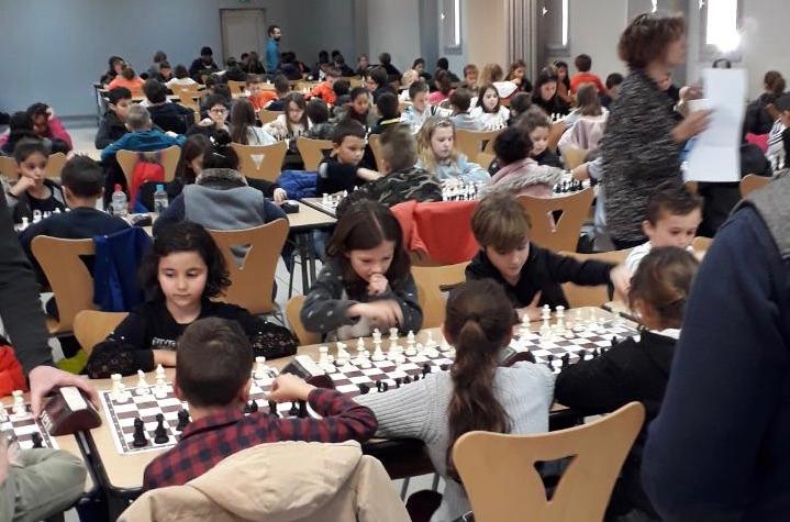 Ghisunaccia, 119 participanti !