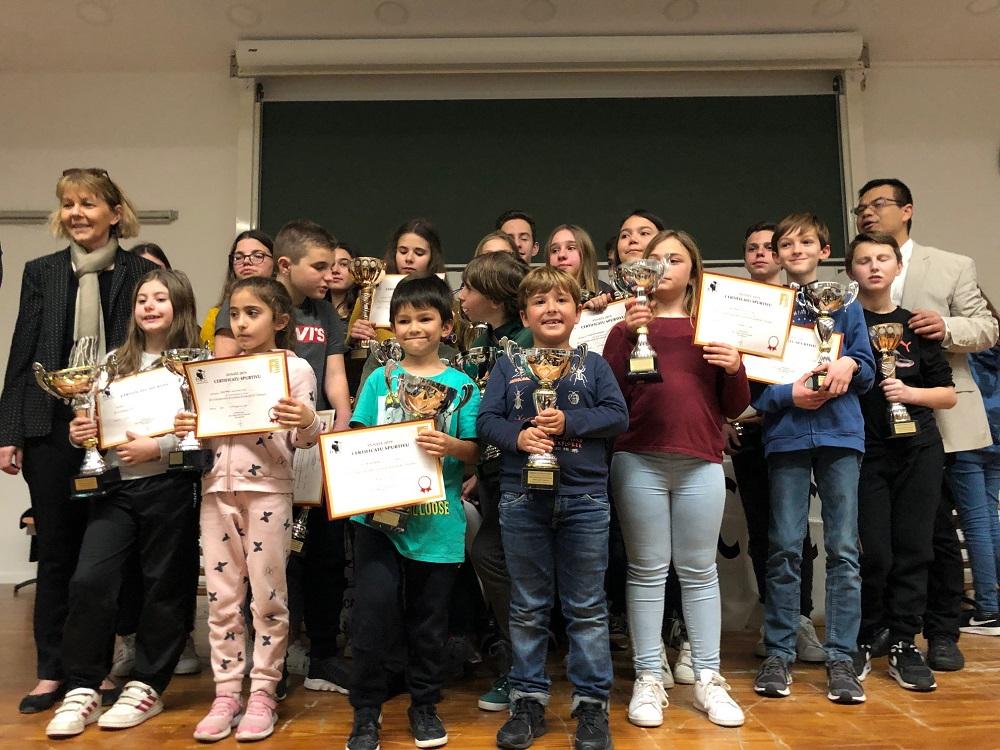 I Campioni di Corsica 2019