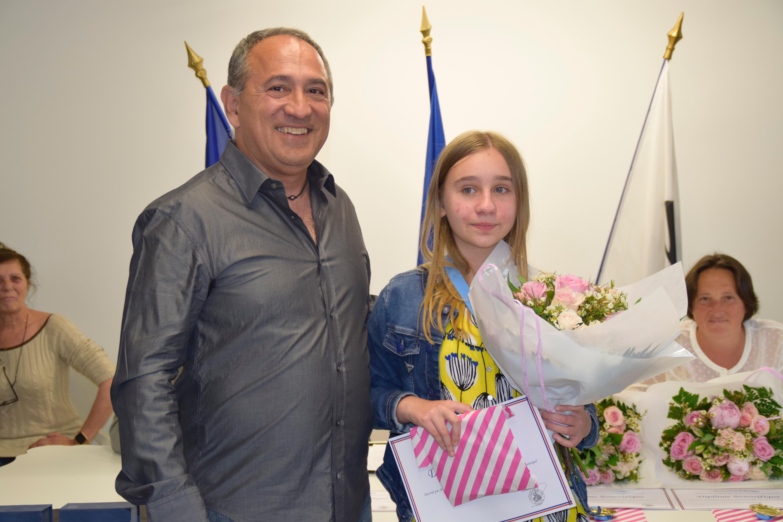 Elora Micheli honorée à Prunelli di Fium'orbu et une fête sera organisée à Ghisunaccia avec un superbe tournoi !