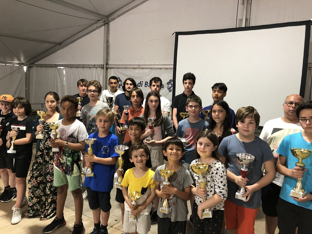 Ghjustra Europea 2019 : Le Bastiais Nabil Bouslimi remporte le Blitz !