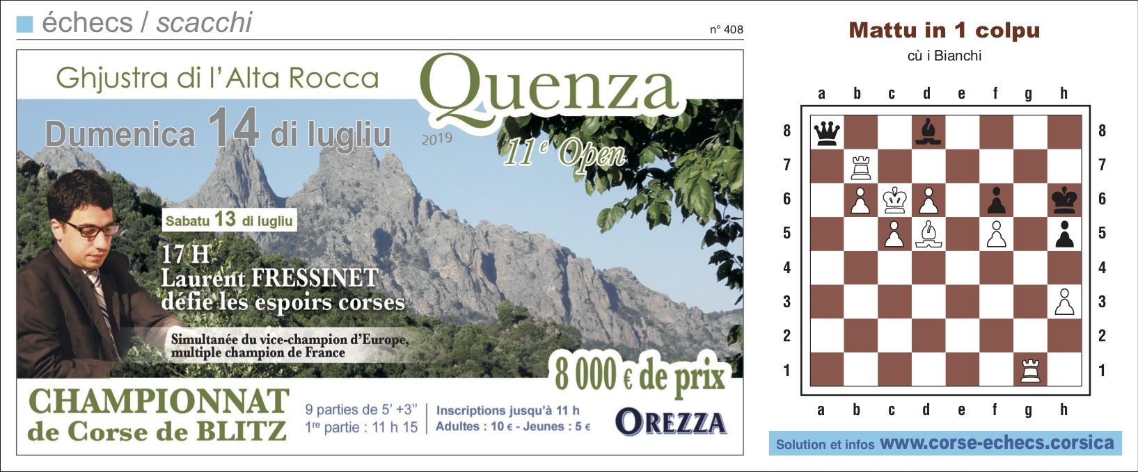 Corse-Matin du 7 juillet 2019