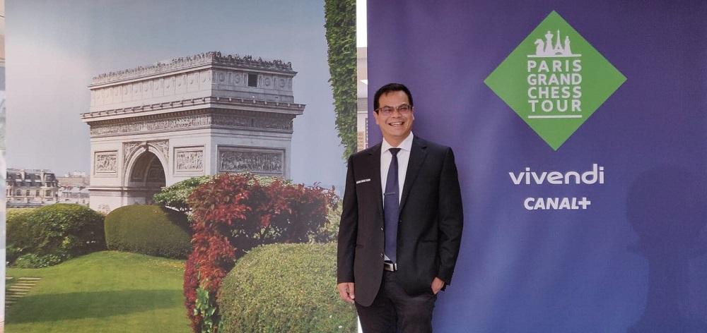 Entretien avec Akkha Vilaisarn arbitre du Paris Grand Chess Tour