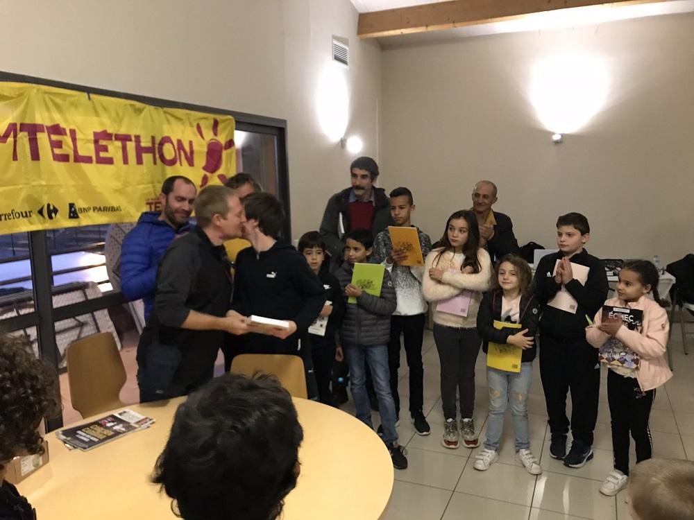 N°11 Les tournois du Telethon et la finale du Grand Chess tour à Londres