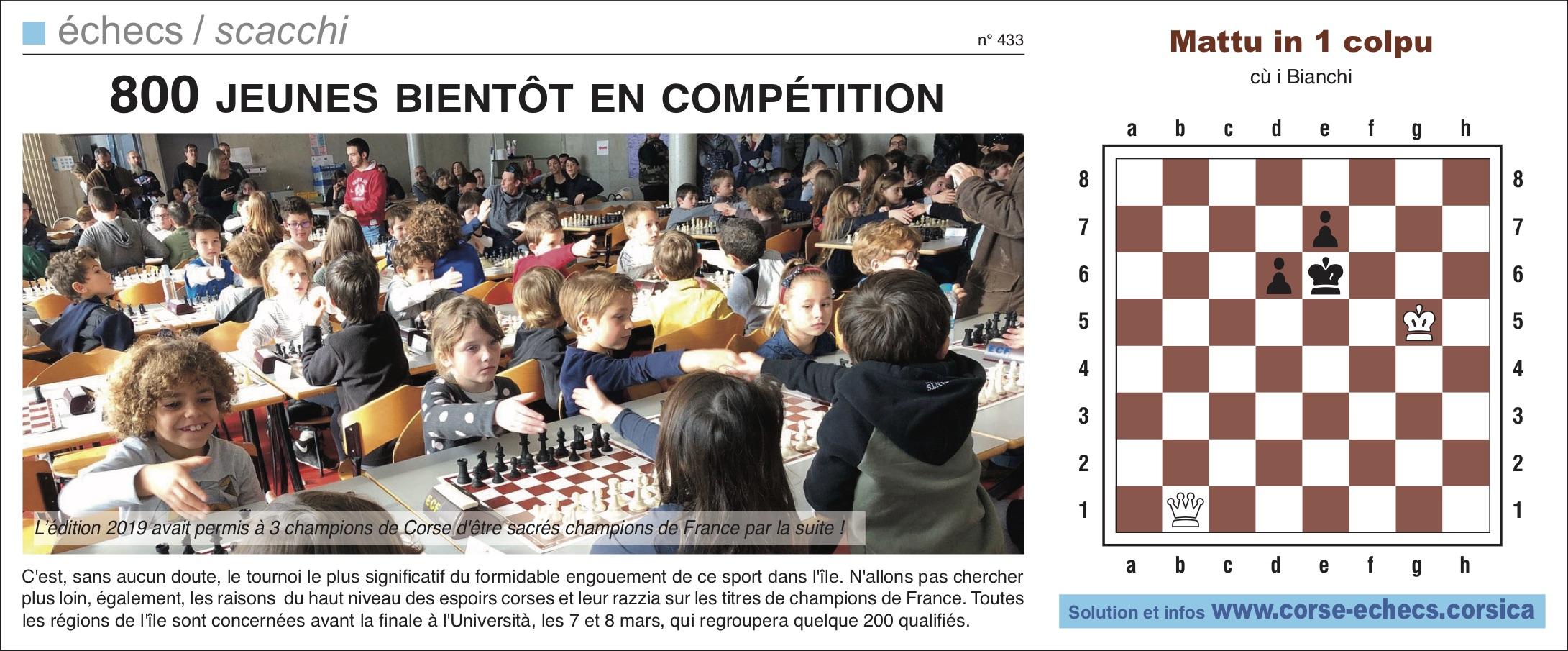 Corse-Matin du 12 janvier 2020