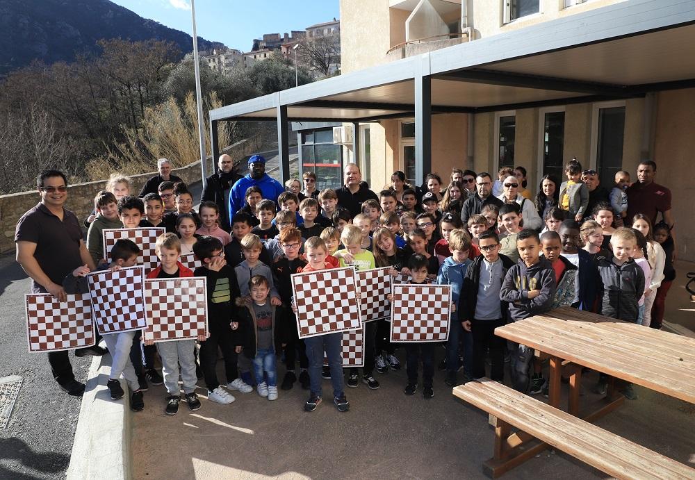 Beau succès du tournoi qualificatif jeunes du Centru Corsica