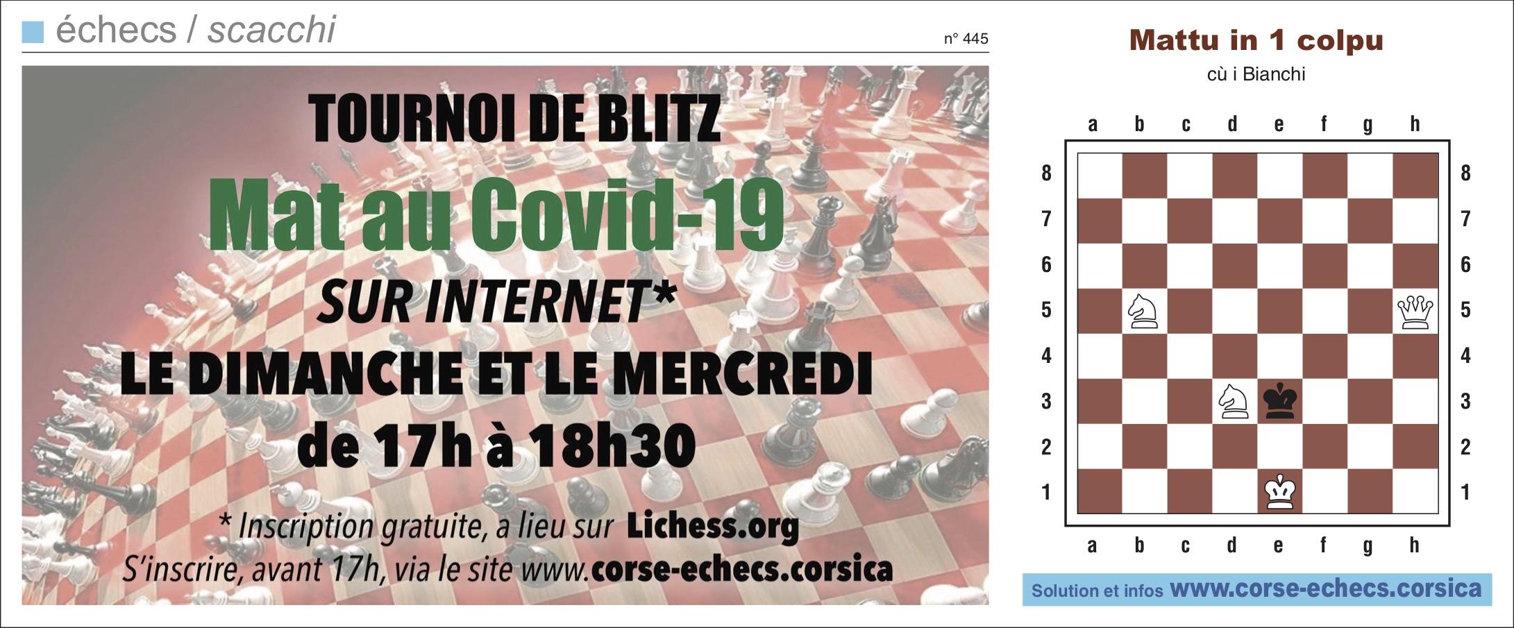 Corse-Matin du 5 avril 2020