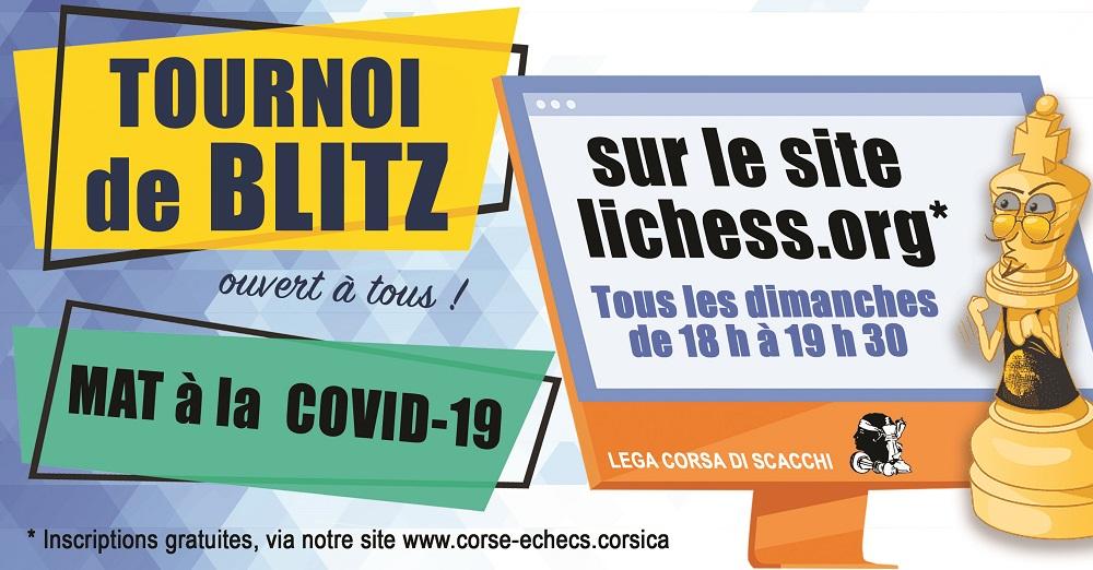 42e Blitz Arena de la Ligue Corse des Echecs
