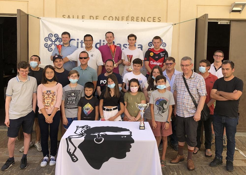 Défi relevé pour le 1er Open d'été de Bastia !