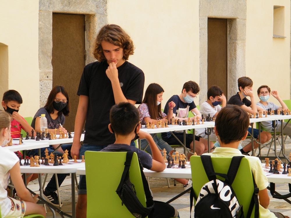 Ritratti e filmettu di a simultanea di u Gran' Maestru Marc'Andria Maurizzi in Bastia