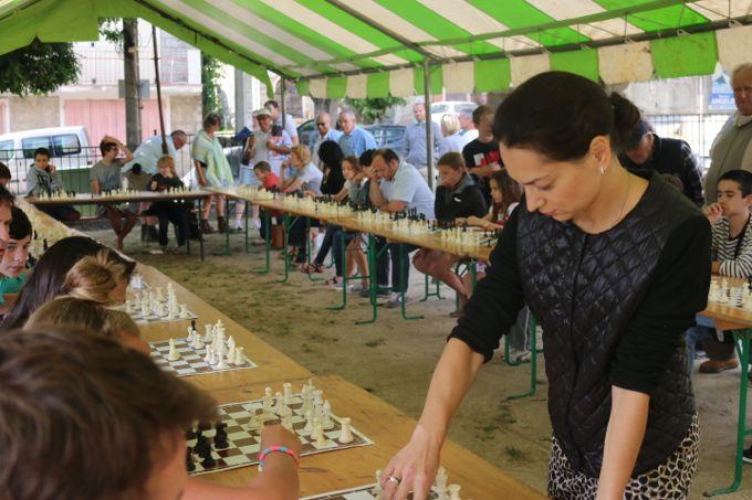 32 adversaires à Quenza
