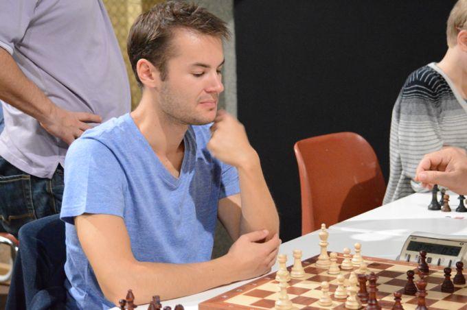 Le champion croate lors de l'Open Oscaro 2013