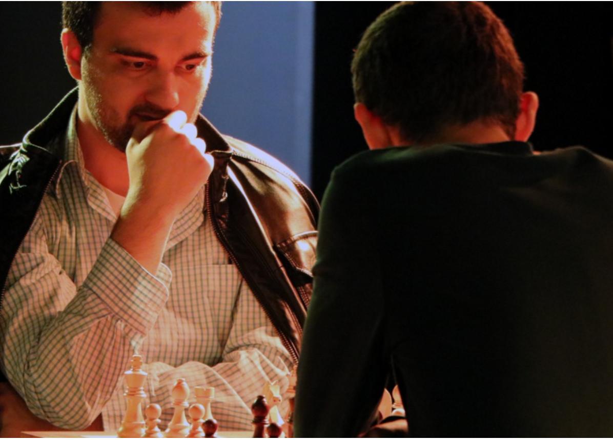 Igor Kovalenko est en grande forme