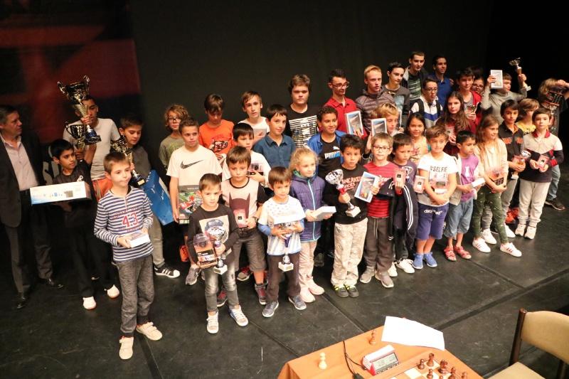 Trophée des jeunes BNP Paribas 2016, le succès !