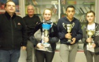 Chjara Sabiani remporte la 9e édition de l'Open di Natale du Corsica Chess Club