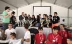 Les champions de France de Giraud ovationnés à Bastia